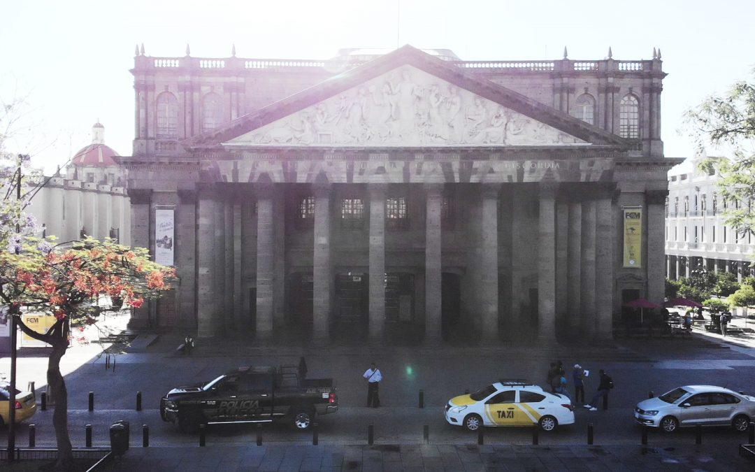 Visita el Teatro Degollado