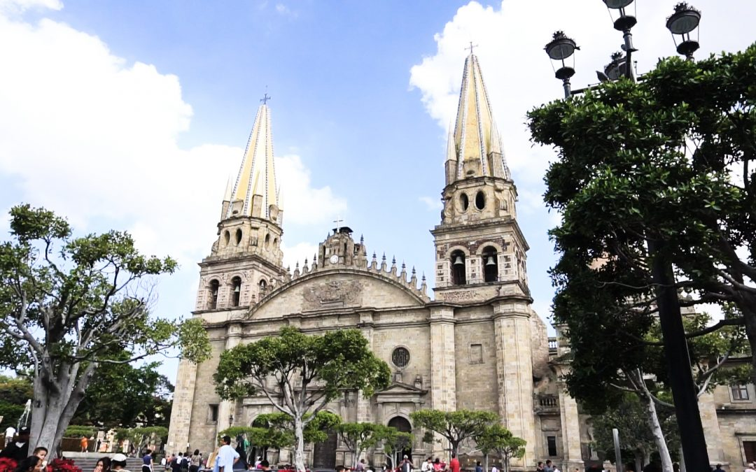 Visita la Catedral de Guadalajara