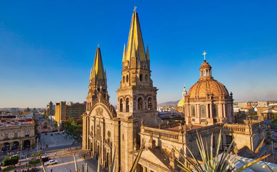 Catedral de Guadalajara, una visita obligatoria en la perla tapatía