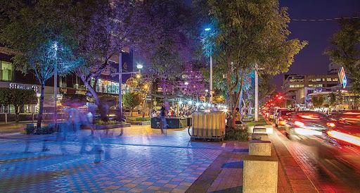 Chapultepec, la zona cultural y trendy de Guadalajara